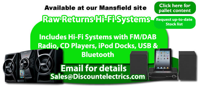 raw returns hi-fi systems