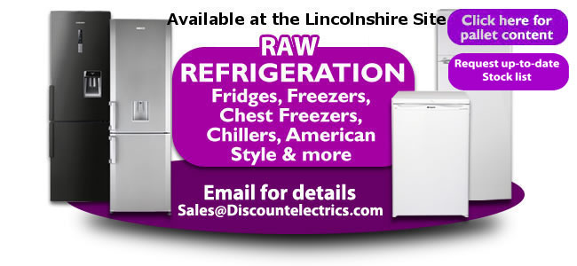 raw refrigeration fridges freezers