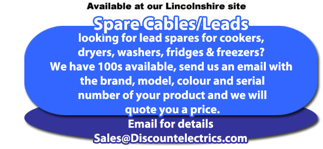 job lot spares and repairs leads and cables