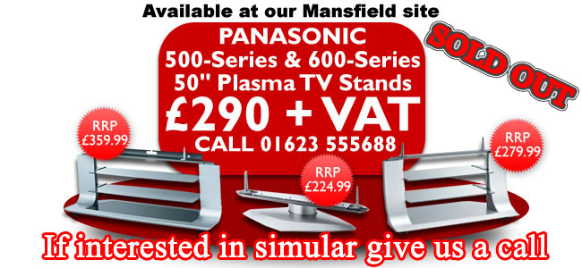 Panasonic 50 inch led lcd plasma tv stands