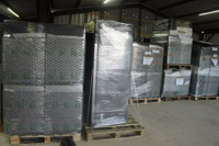 raw refrigeration stock