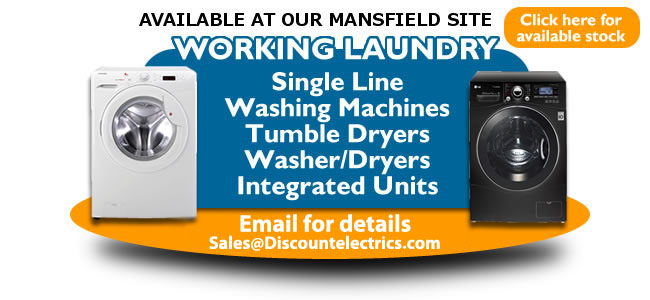 Single Line Laundry Mansfield