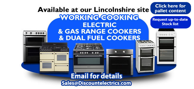 working cooking electric and gas range dual fuel cookers